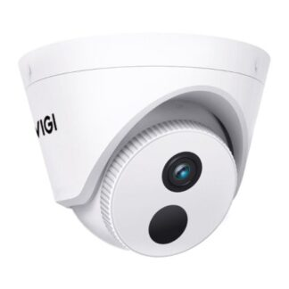 TP-LINK (VIGI C400HP-4) 3MP Indoor Turret Network Security Camera w/ 4mm Lens