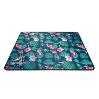 Xtrfy GP1 Grayhound Tropical Large Surface Gaming Mouse Pad