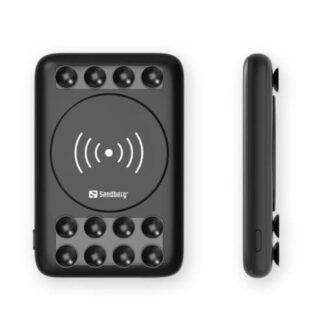Sandberg Powerbank 5000mAh Wireless Charging Pad