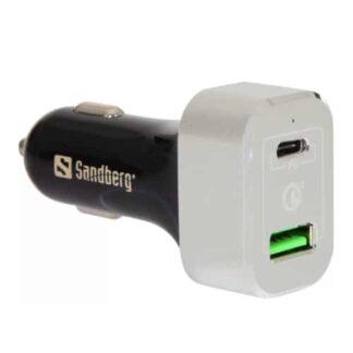 Sandberg (441-11) Dual USB Car Adapter