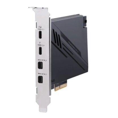 2 x Thunderbolt 4 (USB-C)