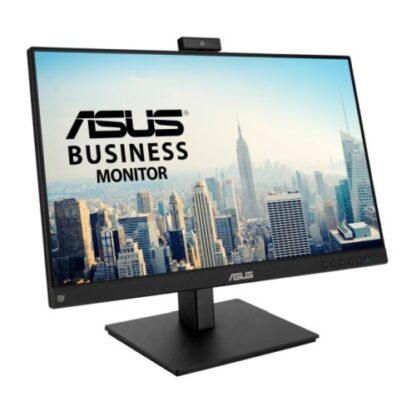 "Asus 23.8"" Frameless Video Conferencing Monitor (BE24EQSK) with FHD Webcam"