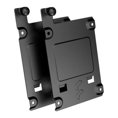 """2x 2.5"""" SSD Brackets - For Fractal Design cases with Type-B SSD mounts only"""