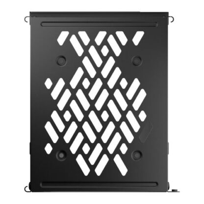 Mounts to available HDD cage/120mm fan slots  - For Define 7/Meshify 2 + other select Fractal cases