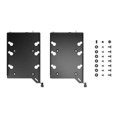"2x 3.5""/2.5"" Trays - For Fractal Design cases with Type-B HDD mounts only"