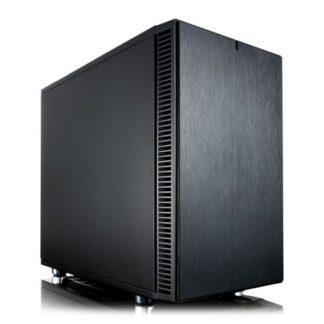 Fractal Design Define Nano S (Black Solid) Quiet PC Case