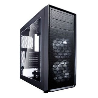 Fractal Design Focus G (Black) Gaming Case w/ Clear Window