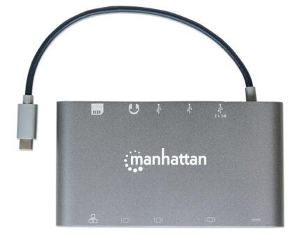USB-A (x3) and USB-C