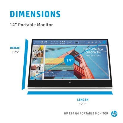 HP E-Series E14 G4