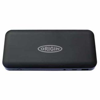 Origin Storage Origin Dock EQV to HP USB-C Universal Dock