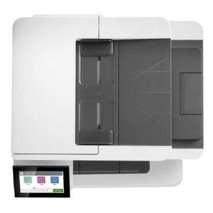 Colour scanning