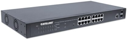 IEEE 802.3at/af Power over Ethernet (PoE+/PoE) Compliant