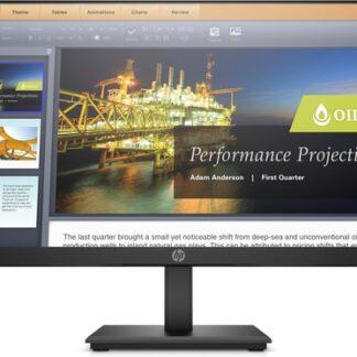 HP Monitor P224 de 21