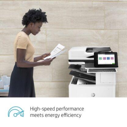 HP LaserJet Enterprise Flow M635z