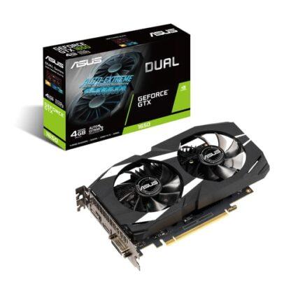 ASUS Dual -GTX1650-4G