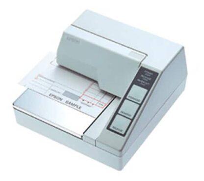Epson TM-U295 (272): Serial