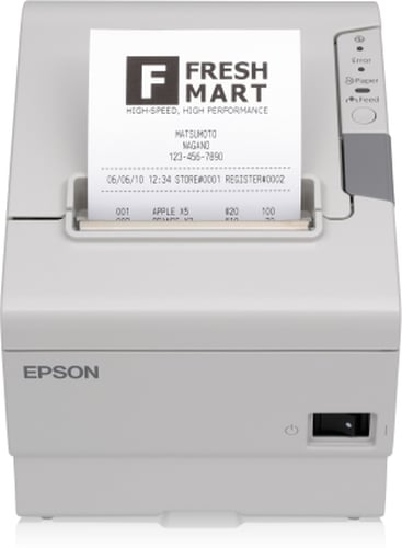 Epson TM-T88V (032): Serial