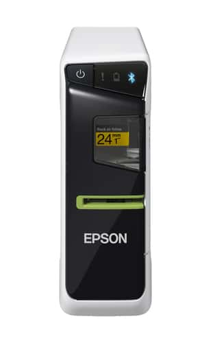 Epson LabelWorks LW-600P (Continental & UK type AC adapter)