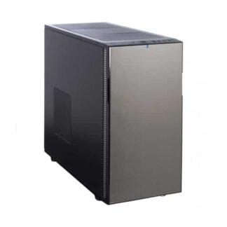 Fractal Design Define R5 (Titanium Grey Solid) Silent Gaming Case