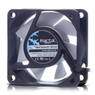 Fractal Design Silent Series R3 6cm Case Fan