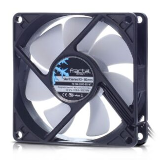 Fractal Design Silent Series R3 8cm Case Fan