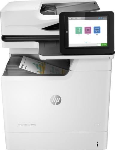 HP Color LaserJet Enterprise M681dh