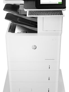 HP LaserJet Enterprise Flow M632z