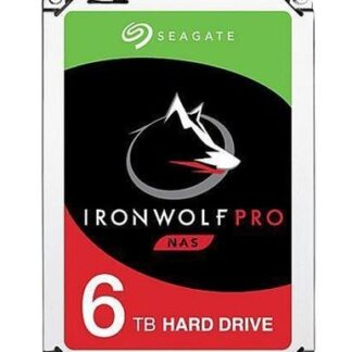 Seagate IronWolf Pro ST6000NE000