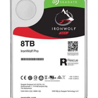 Seagate IronWolf Pro ST8000NE001