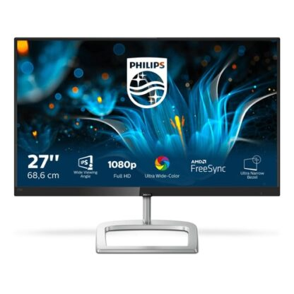 Philips E Line LCD monitor with Ultra Wide-Color 276E9QDSB/00