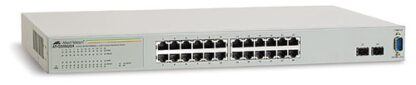 Allied Telesis 24 port Gigabit WebSmart Switch