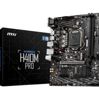 MSI H410M-PRO