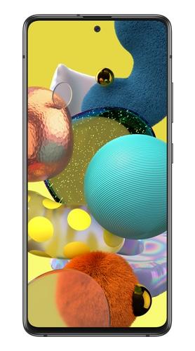 """Samsung Galaxy A51 5G SM-A516B 16.5 cm (6.5"""") USB Type-C 6 GB 128 GB 4500 mAh Black"""