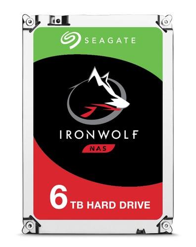 Seagate IronWolf ST6000VN0033