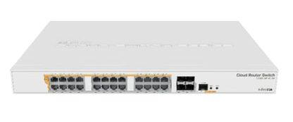 Mikrotik CRS328-24P-4S+RM
