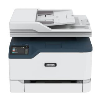 Xerox C235 A4 22ppm Wireless Copy/Print/Scan/Fax PS3 PCL5e/6 ADF 2 Trays Total 251 Sheets