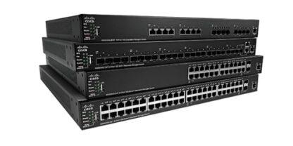 Cisco SG550X-24P-K9-UK