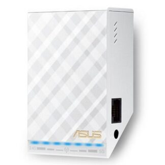 Asus (RP-AC52) AC750 (300+433) Dual Band Wall-Plug WiFi Range Extender/Access Point