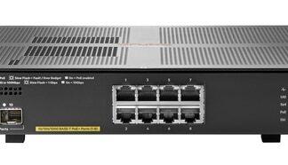 Hewlett Packard Enterprise Aruba 2930F 8G PoE+ 2SFP+